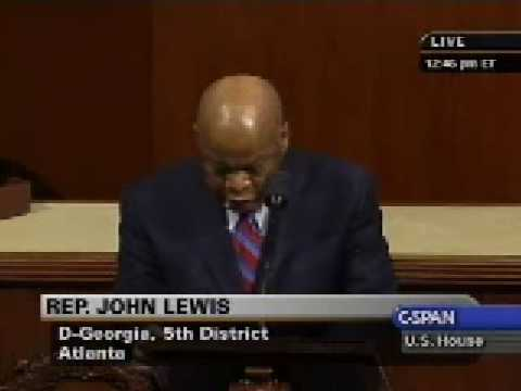Rep. John Lewis on Children s Health Insurance
