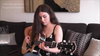 Download Lagu (Pink Floyd) Another Brick In The Wall - Gabriella Quevedo Gratis STAFABAND