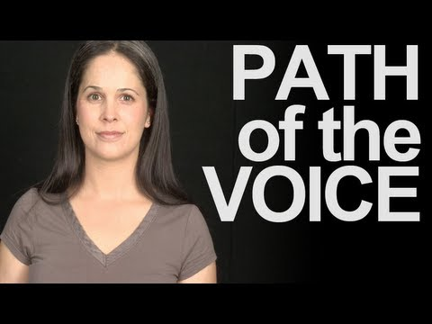 The Path of the Voice (1 of 6) — American English Pronunciation