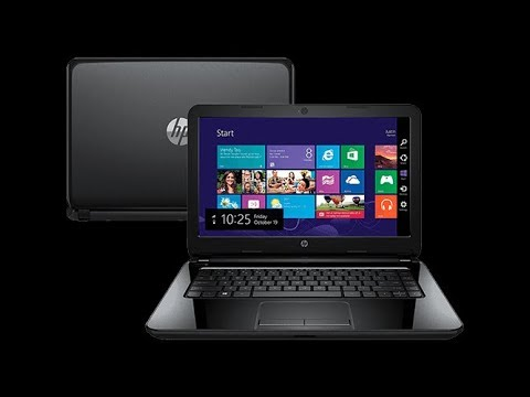 Notebook HP 14-R052BR não reconhece portas USB com Windows 7
