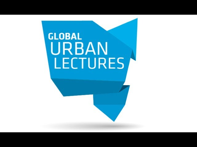 UN-Habitat launches the Global Urban Lectures!