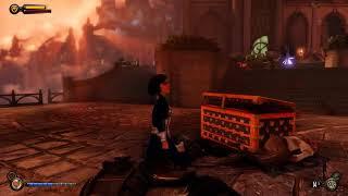 BioShock Infinite: When Elizabeth is derping out...