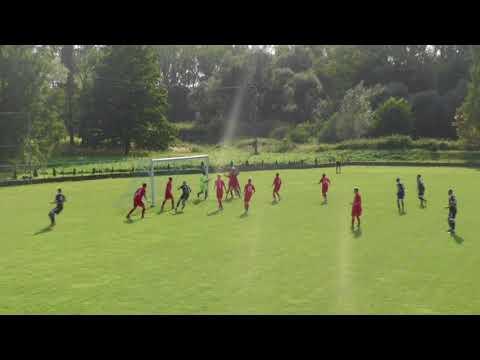 Sestřih branek U18 FCB - Znojmo