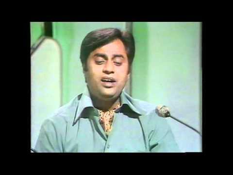 Jagjit Singh & Chitra Singh   Tujhko dariya dili ki qasam saqiya...