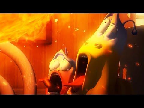 LARVA - BISCOITO DA SORTE | 2017 Filme completo | dos desenhos animados | Cartoons Para Crianças