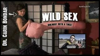 Introducing Carin Bondar: Wild Sex Host