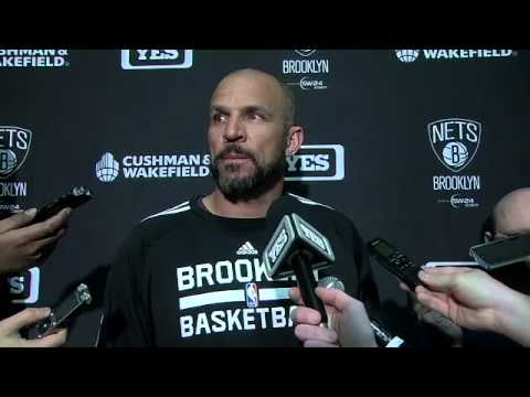 Jason Kidd on the Nets' acquisition of Marcus Thornton