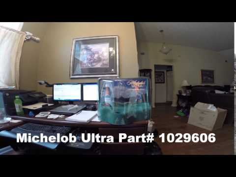 Michelob Ultra Advertisement - For Sale on Ebay