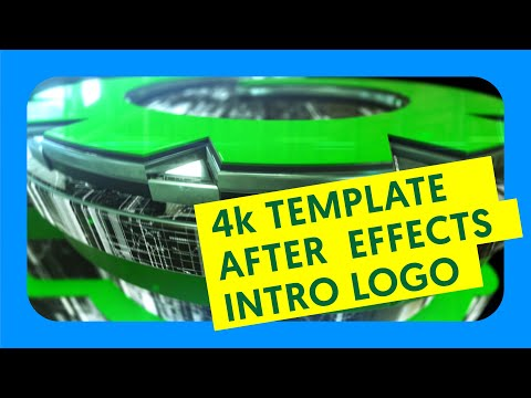 Microcircuit CPU Logo  - After Effects template from Videohive