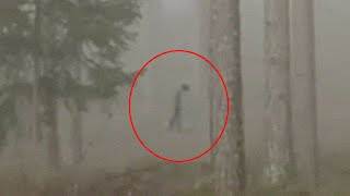 Alien Sighting Or Real Ghost Sighting | Two Alien Like Creature Caught On Camera | Scary Videos