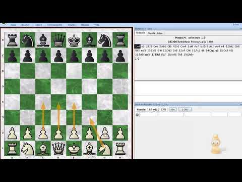 aperturas de ajedrez ruy lopez para chessbase rybka y fritz