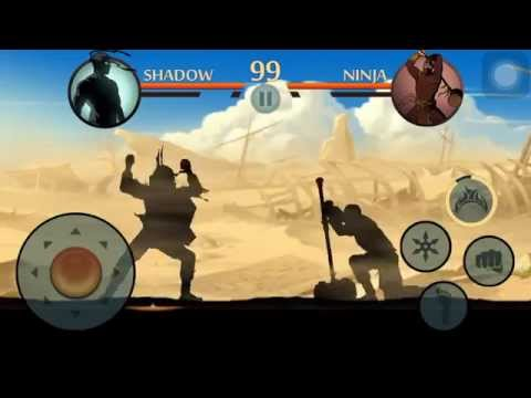 Shadow Fight 2: Oriental Sabers