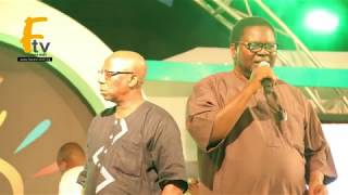 EBENEZER OBEY PERFORMED @ LAGOS 50TH CONCERT