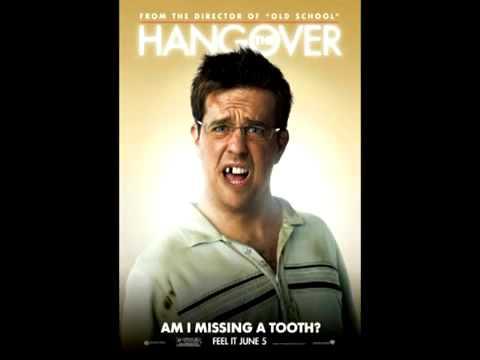 hangover - 3 best friends + Stu's song ;]