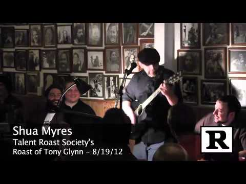 Shua Myres Roasts Tony Glynn - UNCENSORED