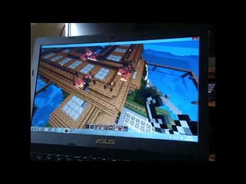 Asus X501A Laptop Review