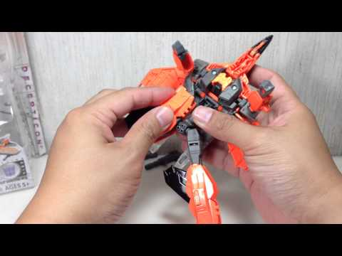 Jhiaxus IDW Transformers Generations Toy Review