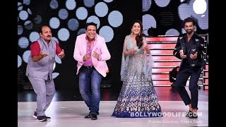 Dancing Uncle's DANCE with Govinda at Madhuri Dixit's Dance Deewane show