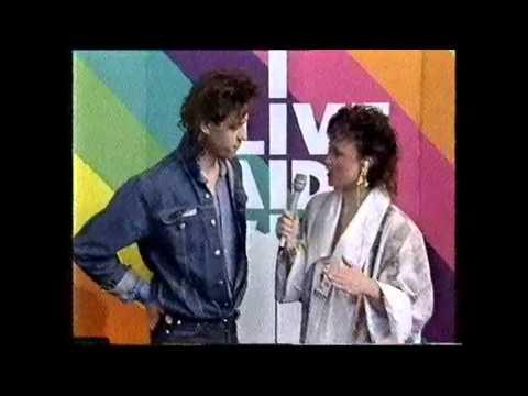 BBC Interview - Bob Geldof (BBC - Live Aid 7/13/1985)