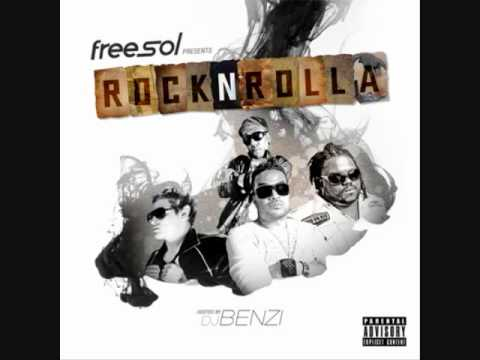 Entertainers - Free Sol (RocknRolla Mixtape)
