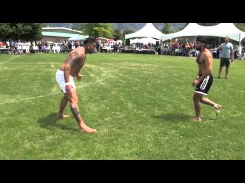2014 Vsy Kabaddi Canda Matches video