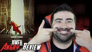 JOKER Angry Movie Review