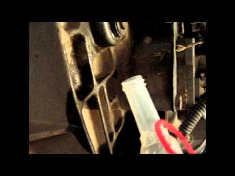 меняем масло в кпп и раздатке  на hover 3 механика