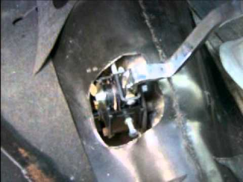 1969 Chevelle Shifter Hump Problem Any Ideas Youtube