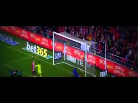 Athletic Bilbao vs Barcelona 2 5 All Goals And Full Highlights HD 2015