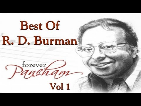 Best Of R D Burman Songs - Old Hindi Bollywood Songs - All Songs - Vol 1 video