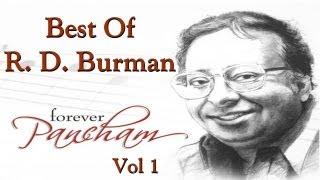 Best Of R D Burman Songs - Old Hindi Bollywood Songs - All Songs - Vol 1