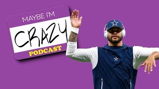 Don't Be That Guy (feat. Bucky Brooks) |  EPISODE 114  | MAYBE I'M CRAZY