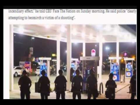 National Guard Called In As Ferguson Reaches Boiling Point