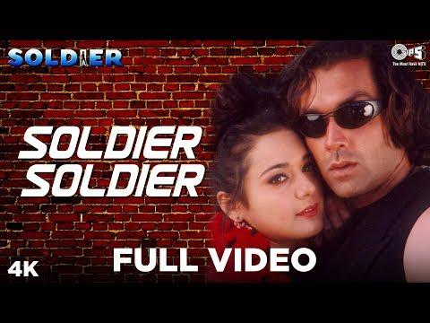 Download  Soldier Soldier Full  - Soldier | Bobby Deol & Preity Zinta | Kumar Sanu, Alka Yagnik Gratis, download lagu terbaru