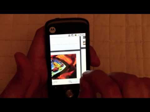 Motorola Quench / CLIQ XT3 Review
