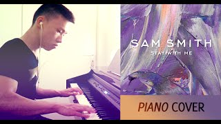 download lagu Sam Smith - Stay With Me Piano Cover By gratis