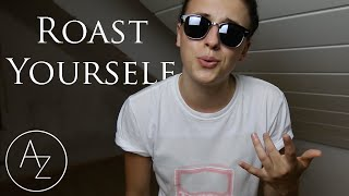 Disstrackika - Disstrack | Roast Yourself Challenge