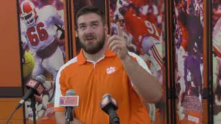TigerNet: Falcinelli talks Clemson o-line performance vs. BC