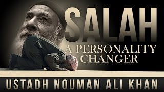 Salah – A Personality Changer? #Salah ? by Ustadh Nouman Ali Khan ? TDR Production