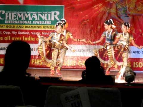 Shivadam - Nrityaradhana Dance Academy video
