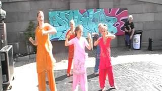 Karvan Dance - Ainvayi ainvayi - Eidsvoll plass, Oslo