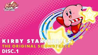 1-31. Vegetable Valley (Kirby: Nightmare in Dream Land) - KIRBY STAR ALLIES: THE ORIGINAL SOUNDTRACK