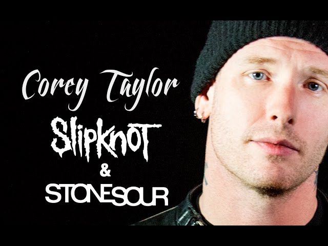 The You Rock Foundation: Corey Taylor of Slipknot & Stone Sour