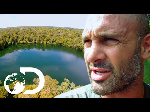 Searching For A Mysterious Lake In The Middle Of The Amazon | Ed Stafford: Into The Unknown