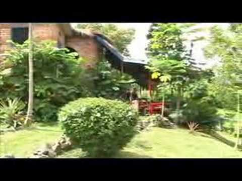 Rainbow Garden Village Ghana Tour