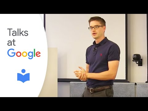 """Cal Newport: """"So Good They Can't Ignore You""""   Talks at Google"""
