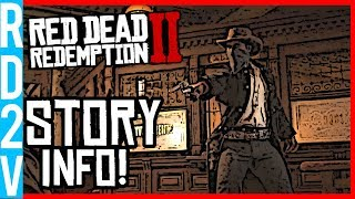 Red Dead Redemption 2 Story - New Possible RDR2 Story Hints? (RDR2)