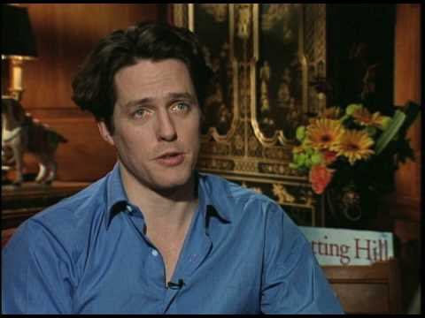 "Hugh Grant talks to Joe Leydon about ""Notting Hill"""