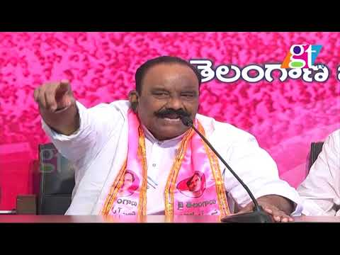 Naini Narsimha Reddy Slams Congress Leader Jaipal Reddy   |   Great Telangana TV