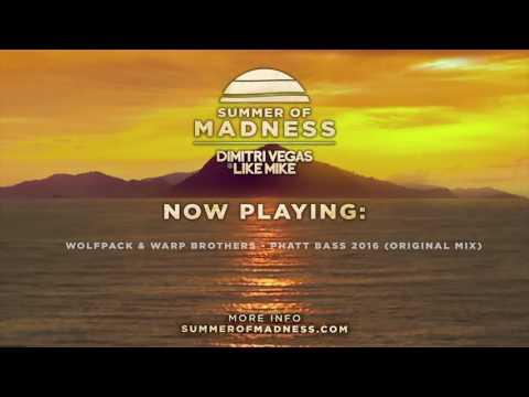Dimitri Vegas & Like Mike - Summer Of Madness Mix